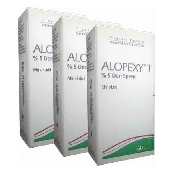 Pierre Fabre Alopexy T %5 Deri Spreyi 3
