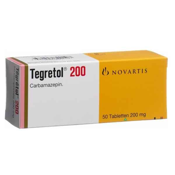 Tegretol 200 mg Tablet 1