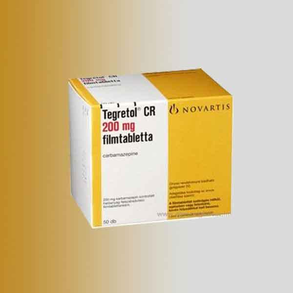 Tegretol 200 mg Tablet 2