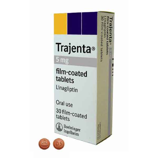 TRAJENTA 5 mg film kaplı tablet 2