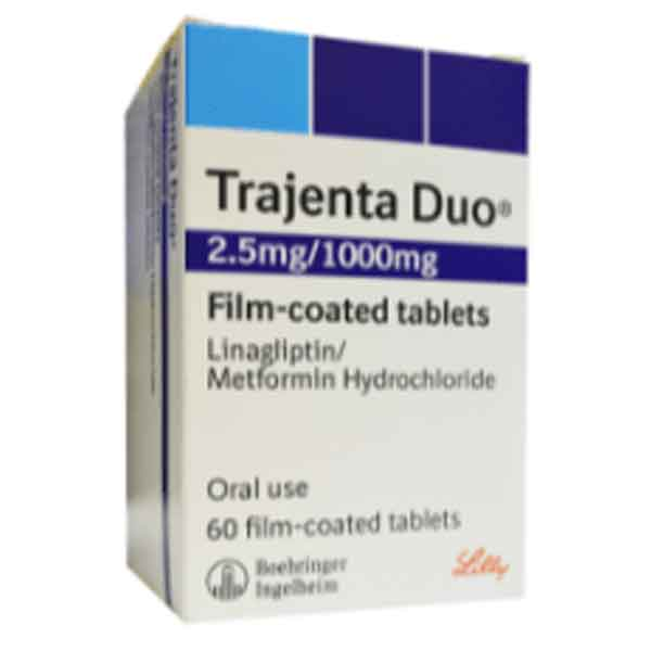 TRAJENTA 5 mg film kaplı tablet 3