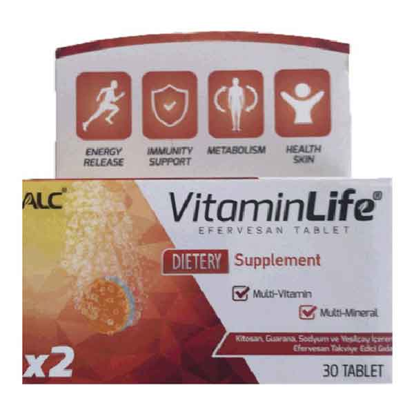 Vitamin Life 30 Tablet 1