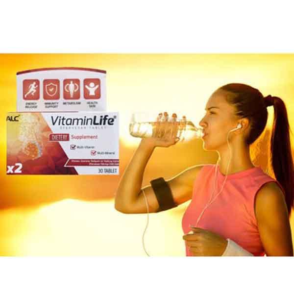 Vitamin Life 30 Tablet 2