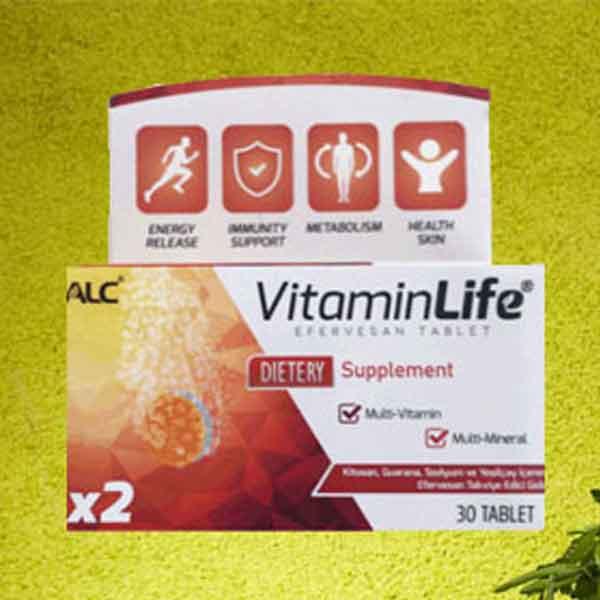 Vitamin Life 30 Tablet 3