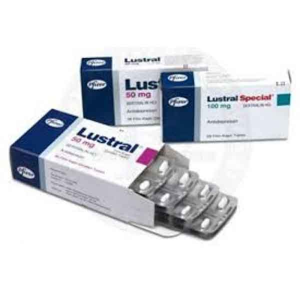 LUSTRAL 50 MG 28 TABLET 2