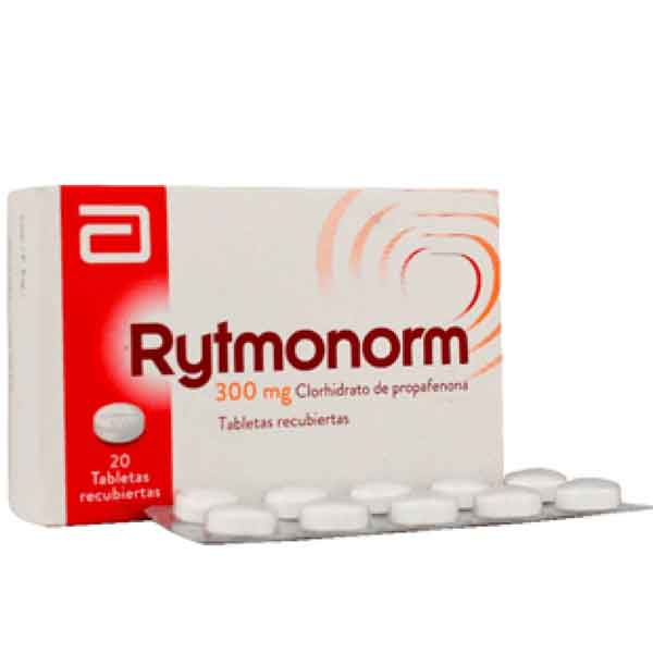 RYTMONORM 150 mg 30 film tablet 3