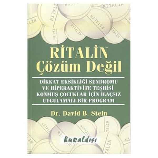 Ritalin Çözüm Değil 1
