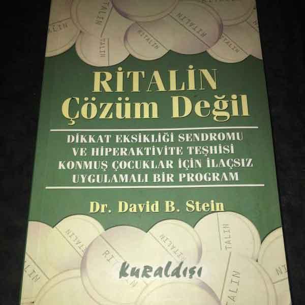 Ritalin Çözüm Değil 2