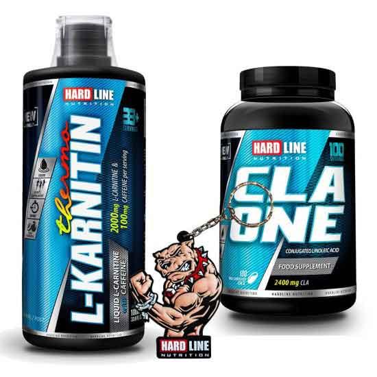 Hardline Nutrition L-Carnitine 500 mg 3