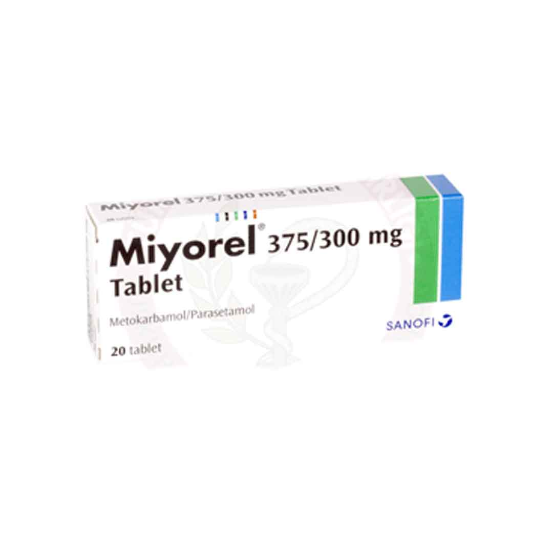 MIYOREL 20 Tablet