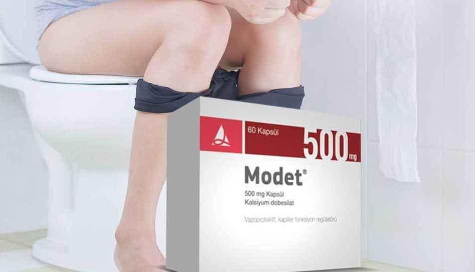 MODET 500 mg Kapsül 3