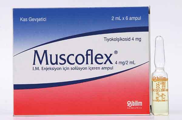 Muscoflex 4 mg Kapsül 2