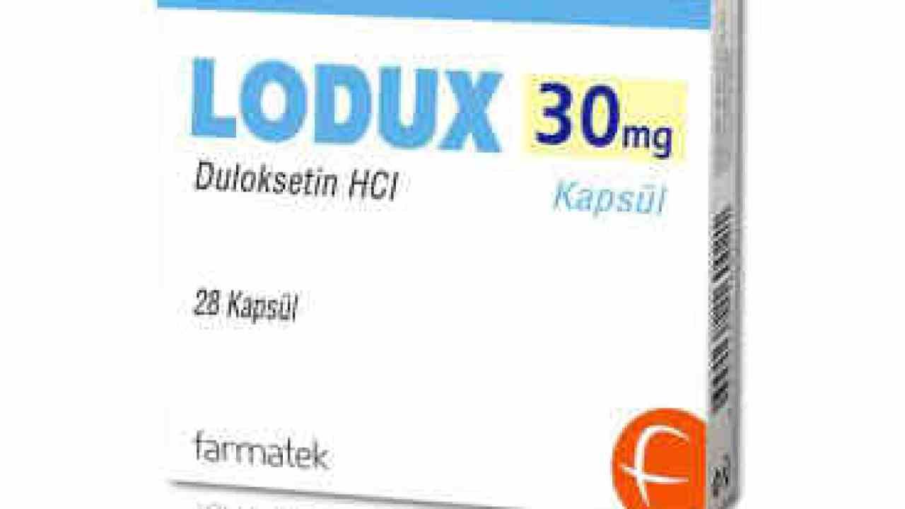 LODUX 30 mg Kapsül 2