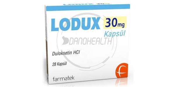 LODUX 30 mg Kapsül 3