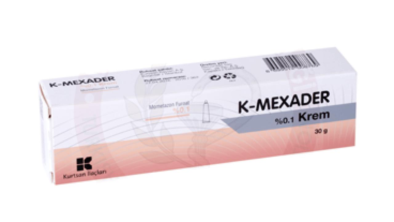 K-MEXADER Krem 2