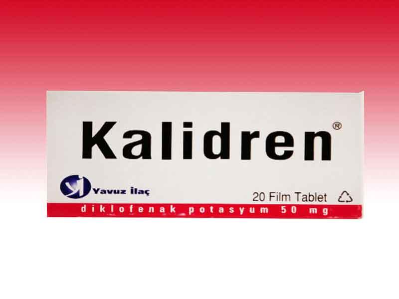 KALIDREN 50 mg Film Tablet 1