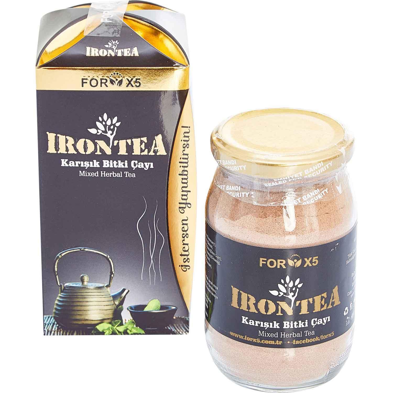 Forx5 Iron Tea Karışık Bitki Çayı 1