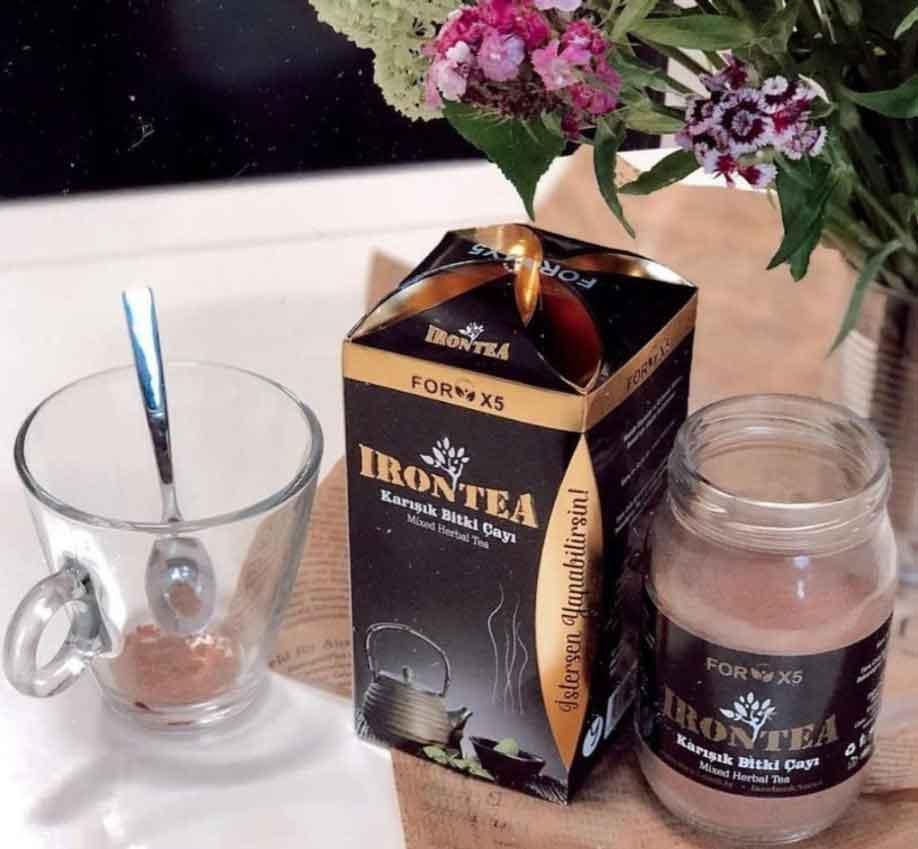 Forx5 Iron Tea Karışık Bitki Çayı 3