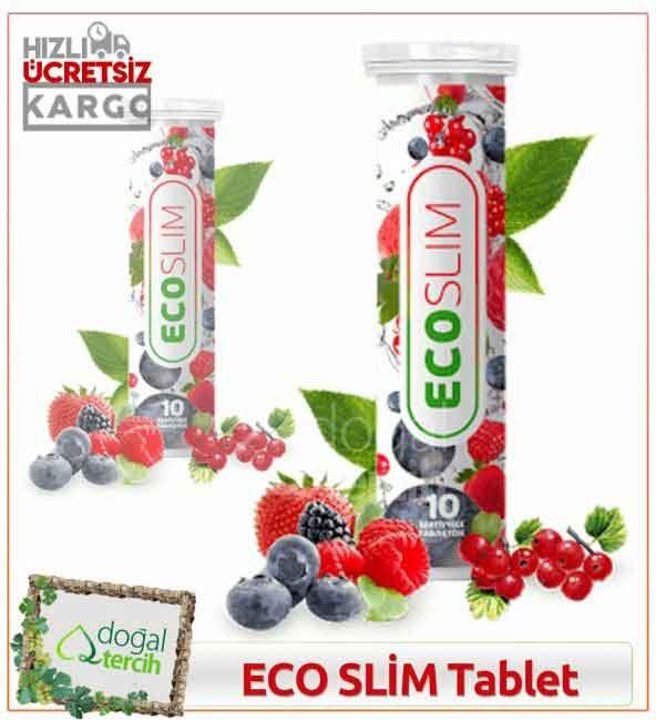 Ecoslim Eco Slim Tablet Kullanıcı Yorumları