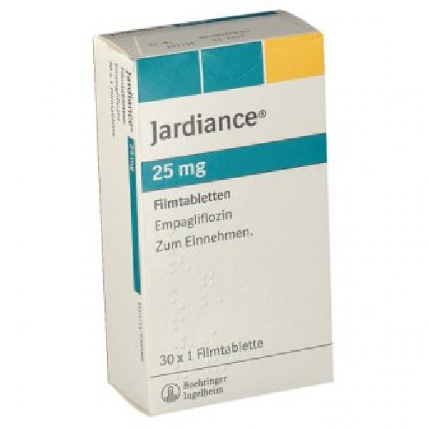 Jardiance Empagliflozin 25 mg Film Tablet
