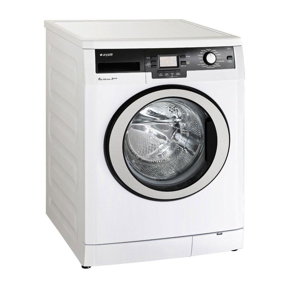 Arçelik 8123 H Çamaşır Makinesi
